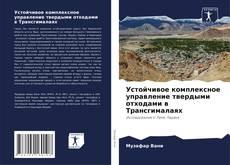 Bookcover of Устойчивое комплексное управление твердыми отходами в Трансгималаях