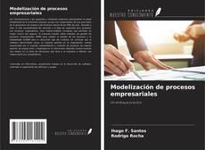 Portada del libro de Modelización de procesos empresariales
