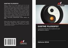 Buchcover von GOETHE FILOSOFO?