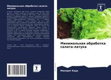 Bookcover of Минимальная обработка салата-латука
