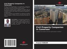 Couverture de Civil Property Companies in Cameroon