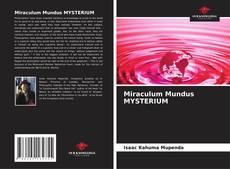 Couverture de Miraculum Mundus MYSTERIUM