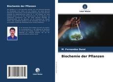 Biochemie der Pflanzen的封面