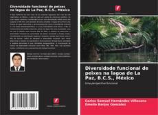 Capa do livro de Diversidade funcional de peixes na lagoa de La Paz, B.C.S., México