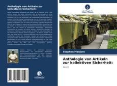 Borítókép a  Anthologie von Artikeln zur kollektiven Sicherheit: - hoz