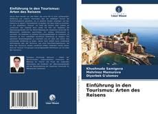 Buchcover von Einführung in den Tourismus: Arten des Reisens