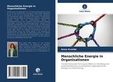 Menschliche Energie in Organisationen kitap kapağı