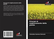 Copertina di Principi di miglioramento delle piante