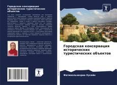 Обложка Городская консервация исторических туристических объектов