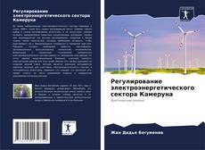 Bookcover of Регулирование электроэнергетического сектора Камеруна