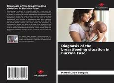 Bookcover of Diagnosis of the breastfeeding situation in Burkina Faso