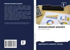 ФИНАНСОВЫЙ АНАЛИЗ kitap kapağı