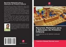 Portada del libro de Recursos Materiais para a Educação da Primeira Infância