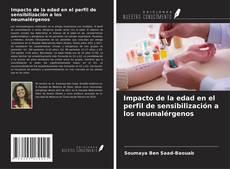Bookcover of Impacto de la edad en el perfil de sensibilización a los neumalérgenos