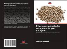 Обложка Principaux nématodes ravageurs du pois d'Angole