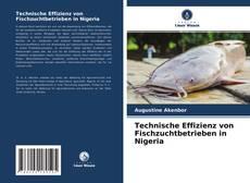 Borítókép a  Technische Effizienz von Fischzuchtbetrieben in Nigeria - hoz