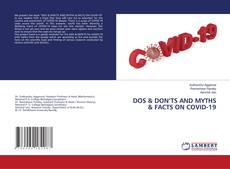 Обложка DOS & DON'TS AND MYTHS & FACTS ON COVID-19