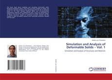 Couverture de Simulation and Analysis of Deformable Solids – Vol. 1
