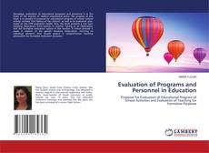 Buchcover von Evaluation of Programs and Personnel in Education