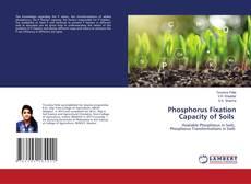 Bookcover of Phosphorus Fixation Capacity of Soils