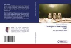 Portada del libro de The Nigerian Tax Review, 2020