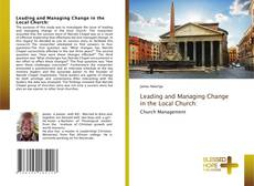 Buchcover von Leading and Managing Change in the Local Church: