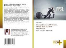 Обложка Human Emotional Problems, Stress, Burn Out and Depression