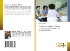 Buchcover von Leaders as Brokers of Gifts