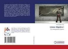 Capa do livro de Linear Algebra I