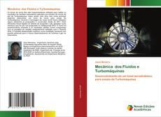Mecânica dos Fluidos e Turbomáquinas kitap kapağı