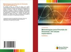 Portada del libro de Metodologias para Previsão de Demanda: Um estudo exploratório