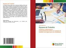 Equipas de Trabalho kitap kapağı