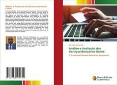 Обложка Análise e Avaliação dos Serviços Bancários Online