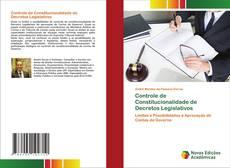 Bookcover of Controle de Constitucionalidade de Decretos Legislativos