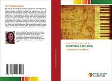 HISTÓRIA E MÚSICA kitap kapağı