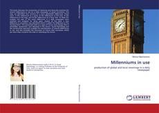 Millenniums in use kitap kapağı