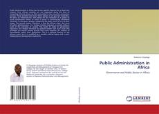 Обложка Public Administration in Africa