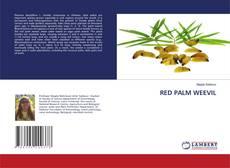 RED PALM WEEVIL kitap kapağı