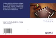 Обложка Business Law