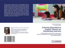 Bookcover of Inclusive Education in English Classes for Elementary Learners