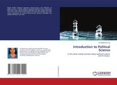 Portada del libro de Introduction to Political Science