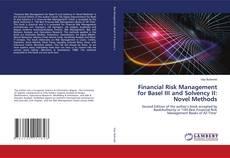 Capa do livro de Financial Risk Management for Basel III and Solvency II: Novel Methods