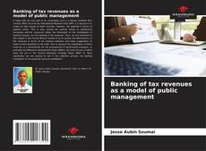 Bookcover of Banking of tax revenues as a model of public management