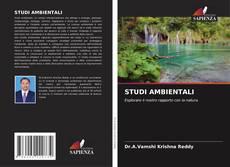 Обложка STUDI AMBIENTALI