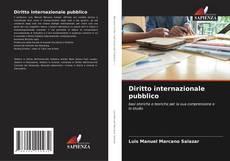 Обложка Diritto internazionale pubblico