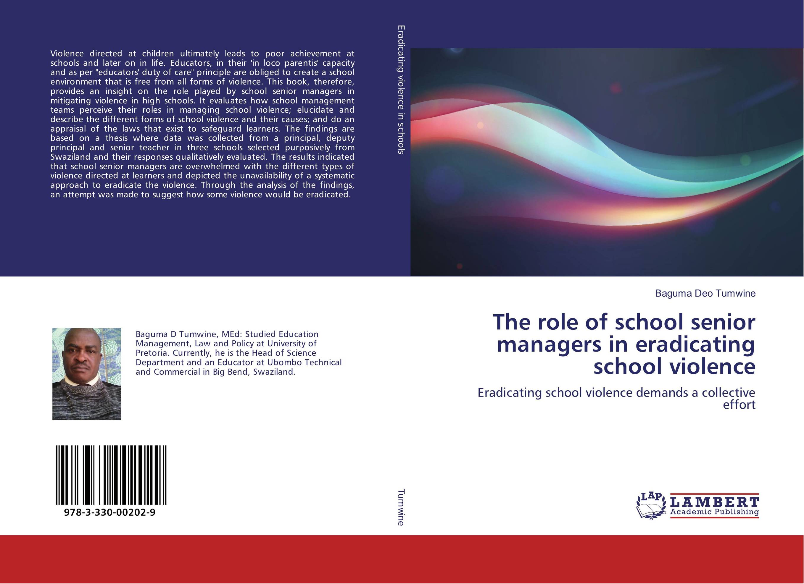 a study on school violence A literature review and critical analysis of school violence and hypothesis for the proposed study is that the majority of public school teachers will.