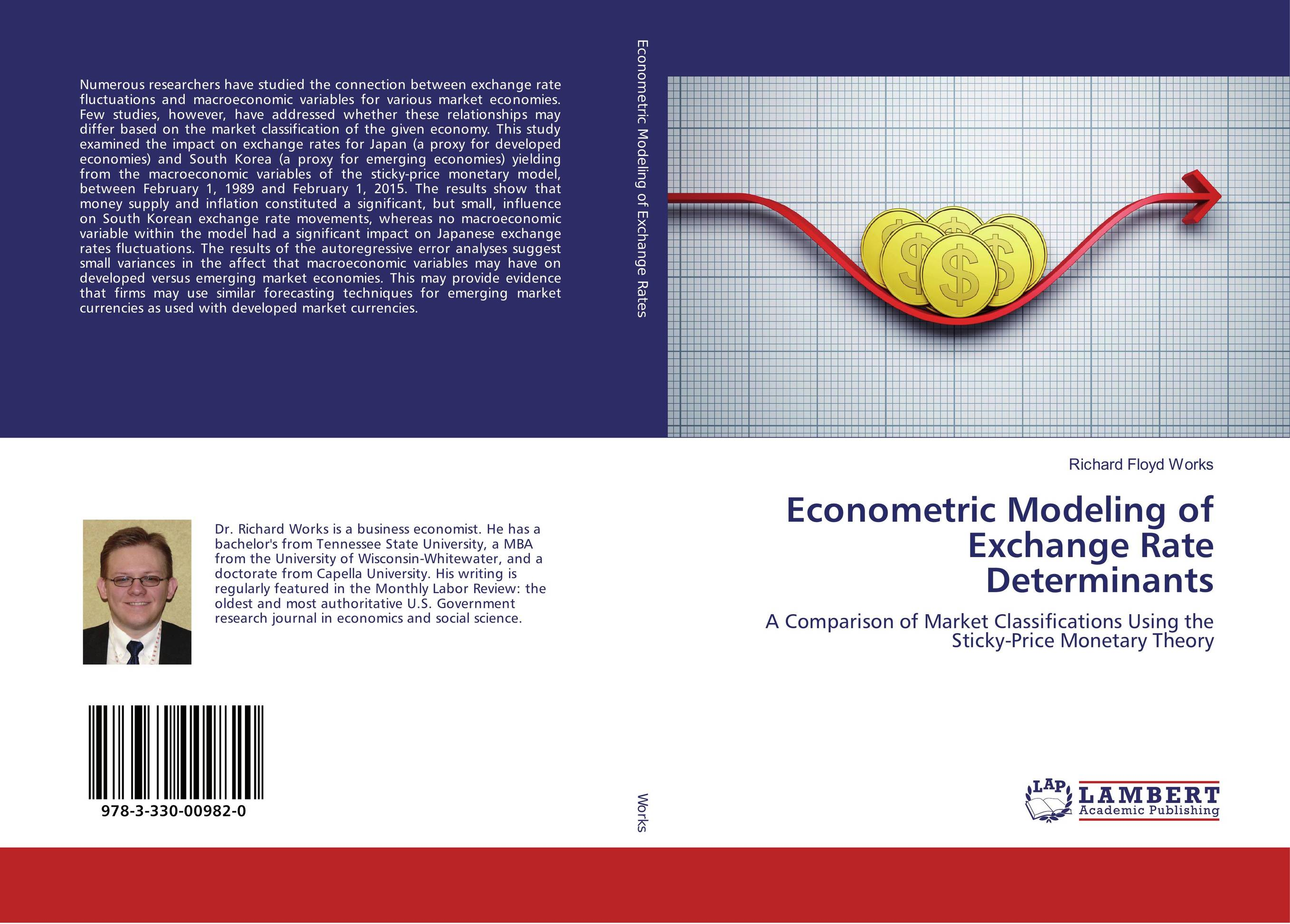 exchange rate determinants We theoretically discuss the technology and economic determinants of the bitcoin exchange rate • we use the ardl model with bounds test to address co-integration of a mix of stationary and non-stationary time series.