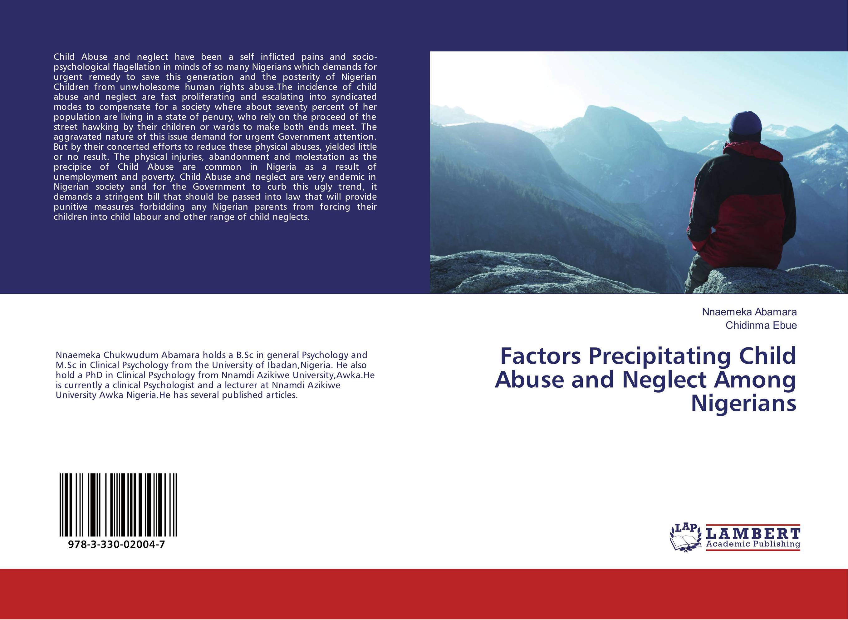 factors leading to child abuse A wide range of other factors cause problems in children's sexual behavior, not just sexual abuse the factors that influence a child's behavior can come from a variety of experiences some children.