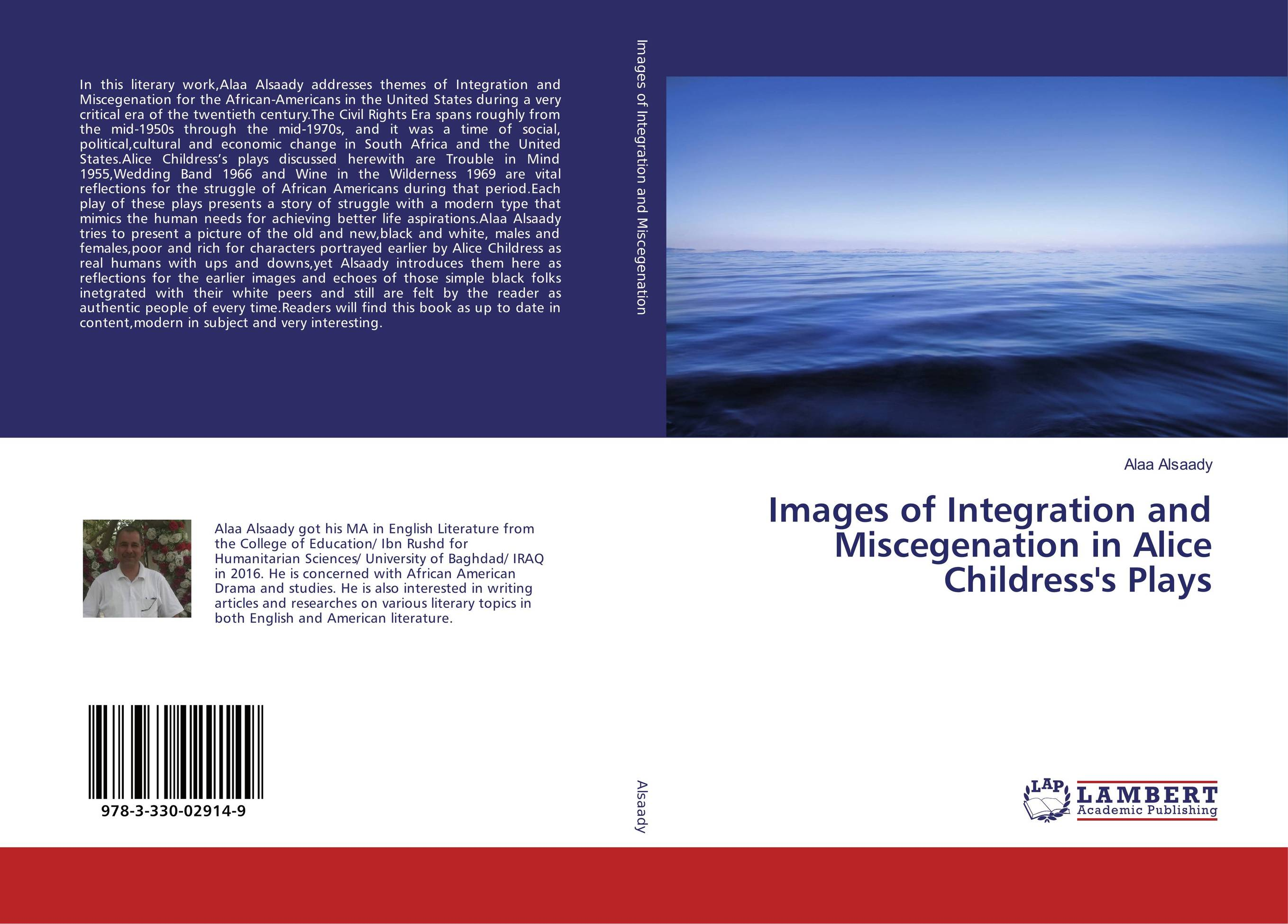 9783330029149 Images of Integration and Miscegenation in Alice Cdress's Plays