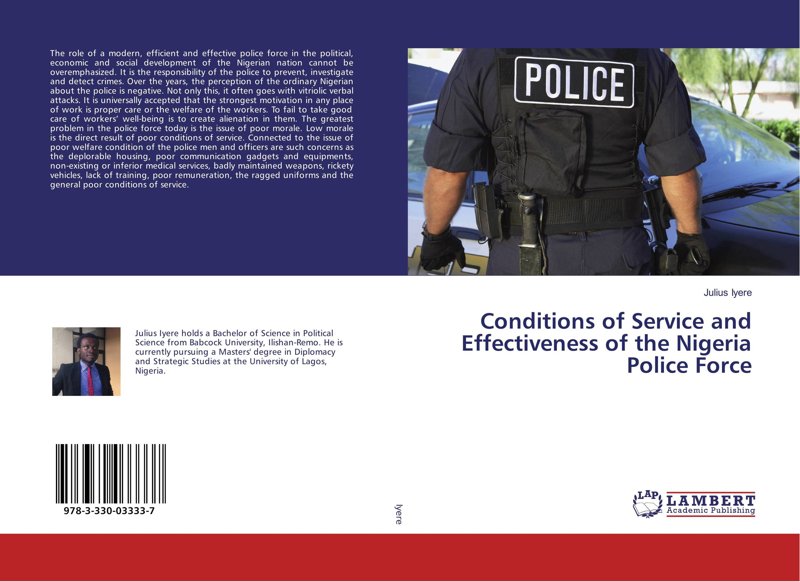 police efficiency and effectiveness The seminal study of patrol effectiveness was the kansas city preventive patrol experiment, conducted by the police foundation and published in 1974 this experiment tested the impact of three levels of patrolling strength, ranging from no patrol to twice the normal level, in fifteen patrol beats during the course of a year.